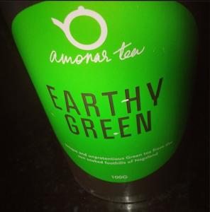 Amonar Green Tea, am a fan of it.