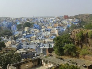 Jodhpur city, as seen from Mehranghar Fort.