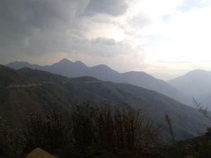 Nagaland where nature meets humans. :)