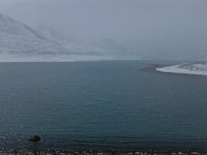 Gure Dogmaar Lake.