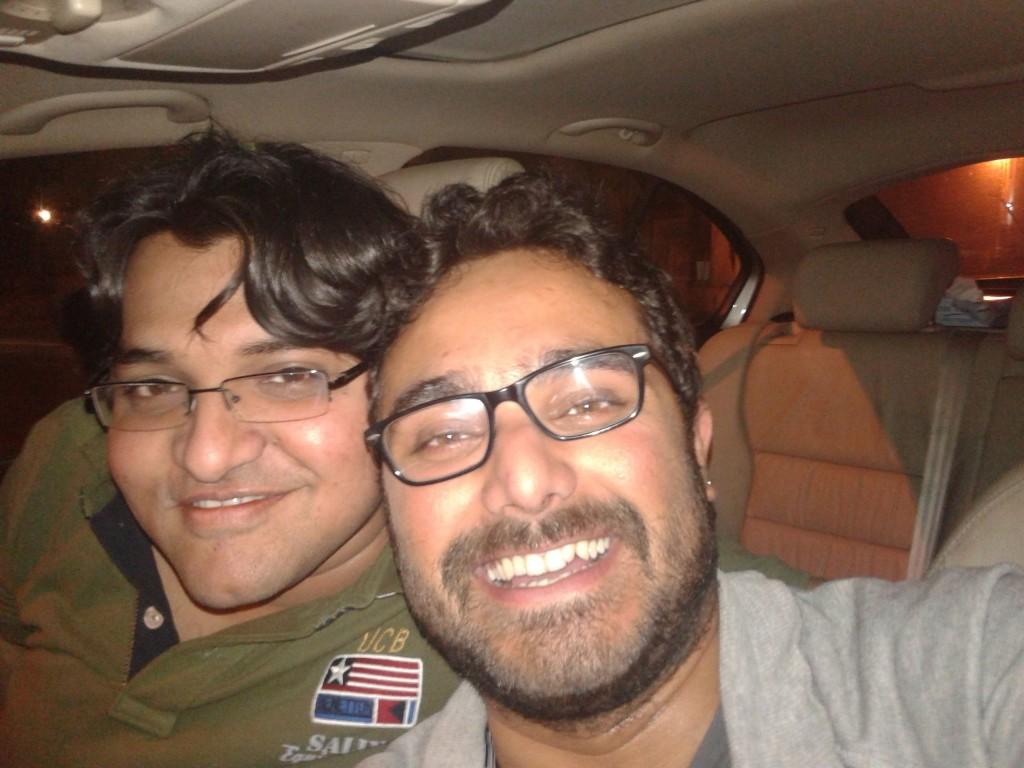 Ashish & Me.