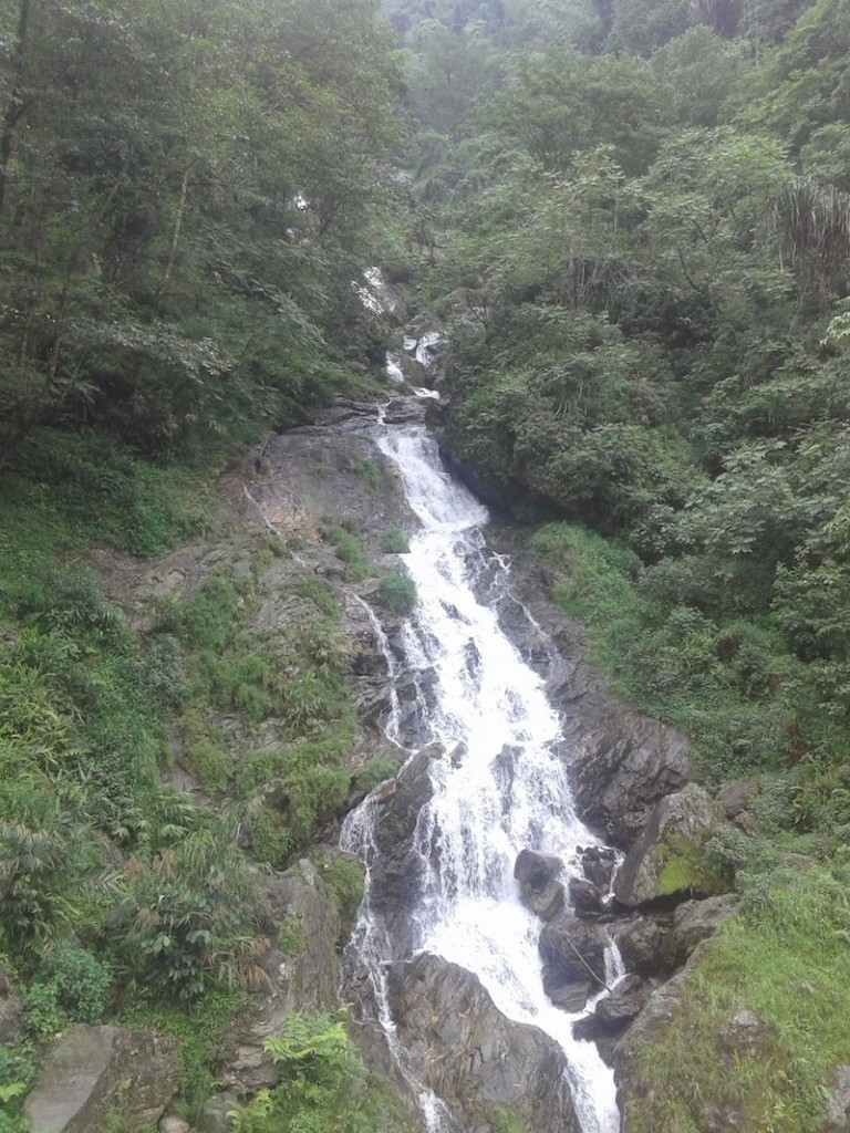 on way to lachen sikkim