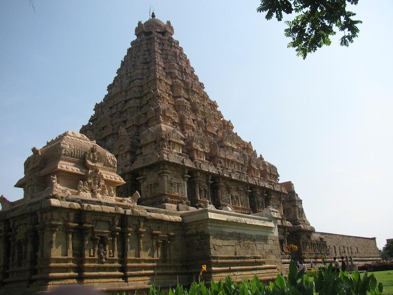 shiva temple tenjavur